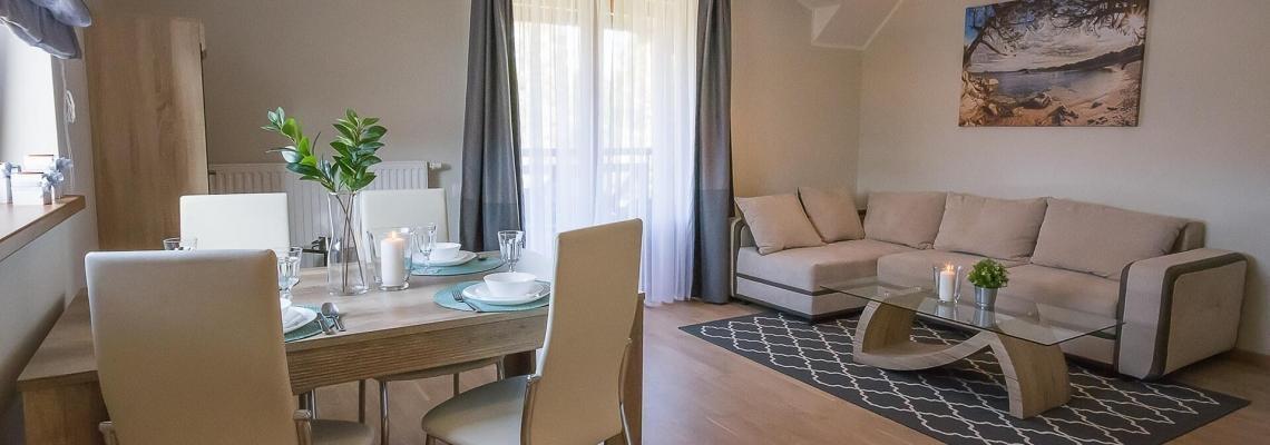 VacationClub - Rezydencja Park Rodzinna IV Apartament 30
