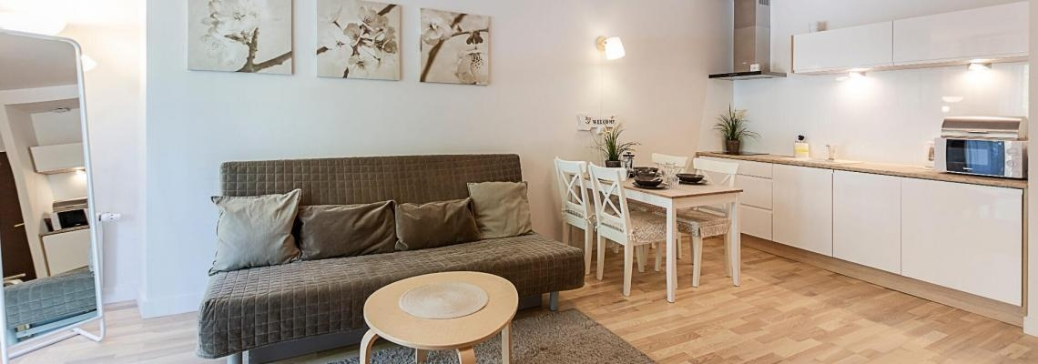 VacationClub - Bałtycka 10 Apartament 9