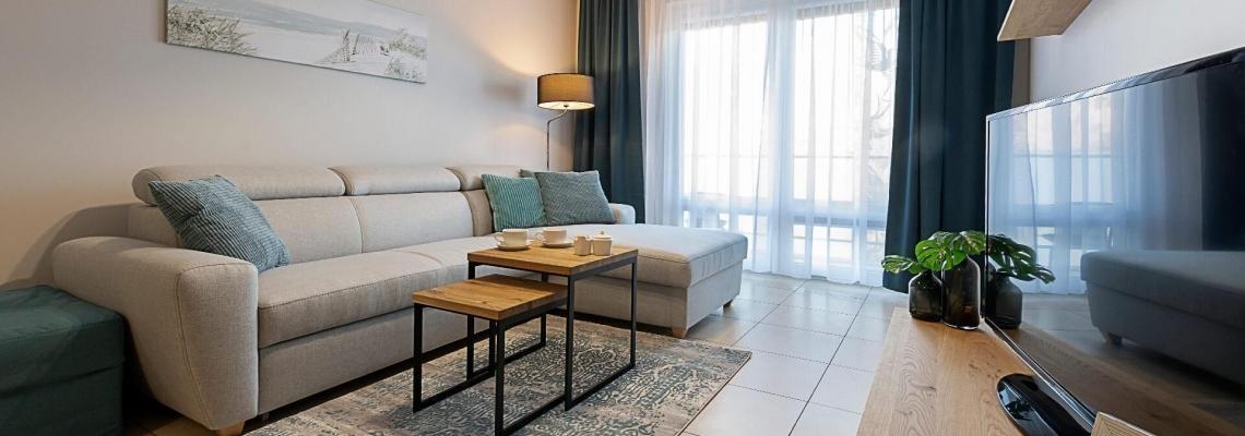 VacationClub - Aquarius Apartament 91