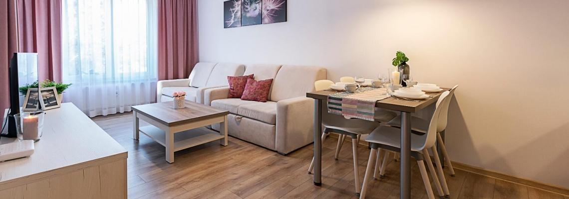 VacationClub - Polanki Park Apartament D101