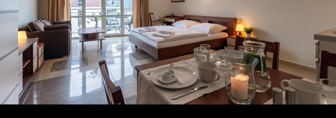 VacationClub - Avangard Resort Apartament 23