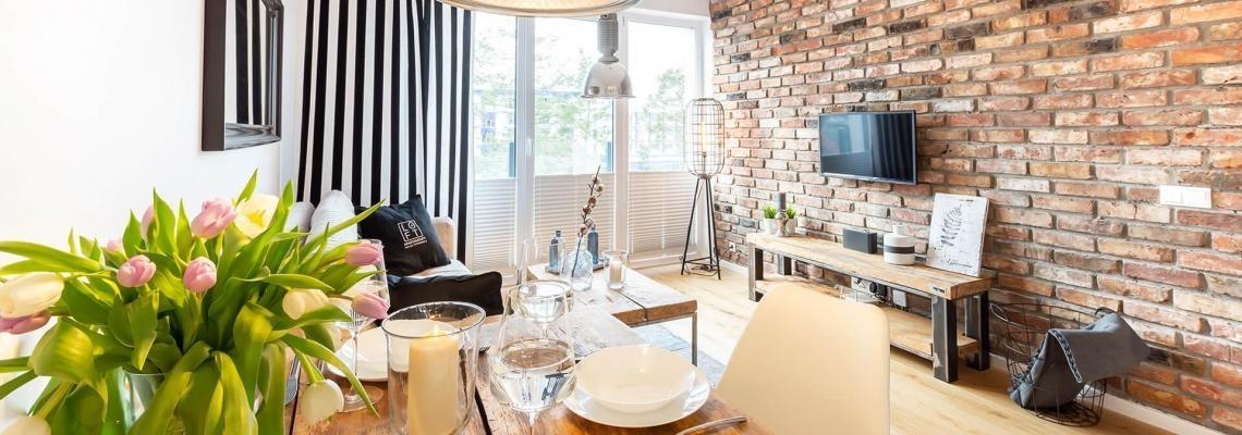 VacationClub - LOFT Apartament 39