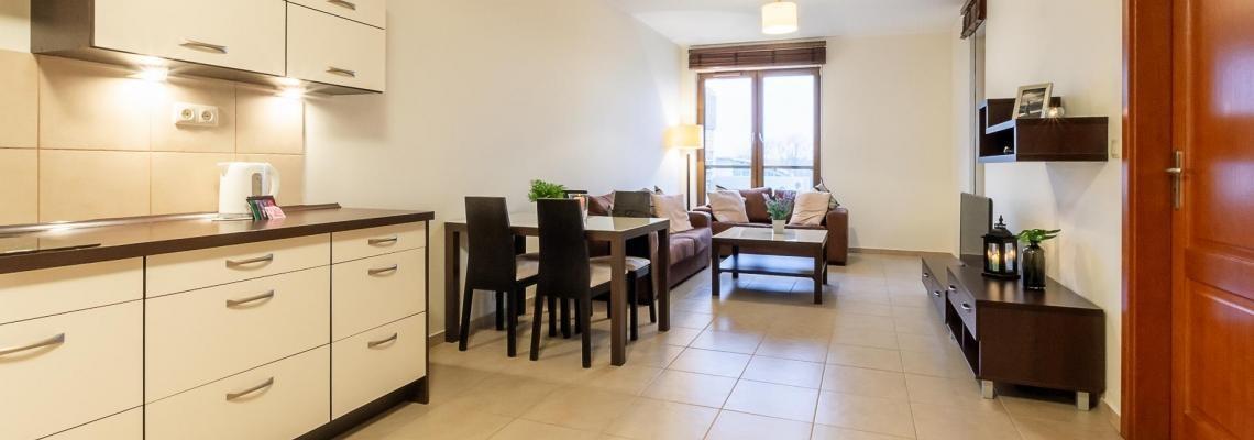 VacationClub - Olympic Park Apartament B408
