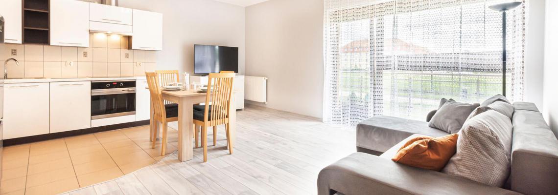 VacationClub - 1 Maja Apartament 6