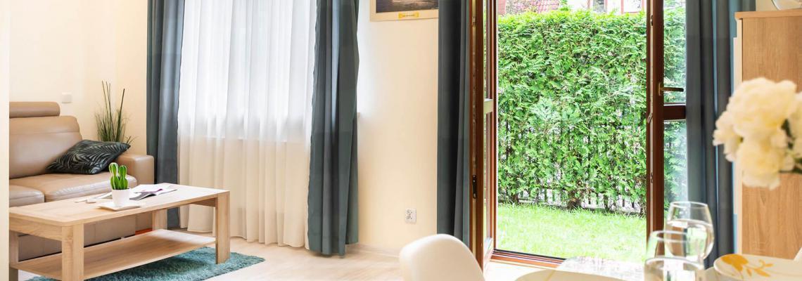 VacationClub - Żeromskiego 29 Apartament A03