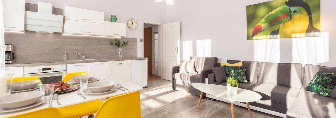 VacationClub - Poleska 4C Apartament 7