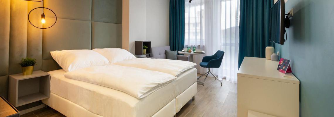 VacationClub - Turystyczna 1 Apartament 602