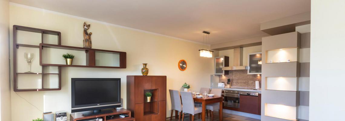 VacationClub - Gryfa Pomorskiego 77D Apartament 34 A