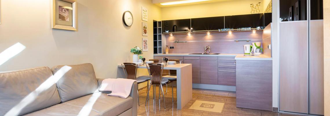 VacationClub - Gryfa Pomorskiego 77D Apartament 34 B