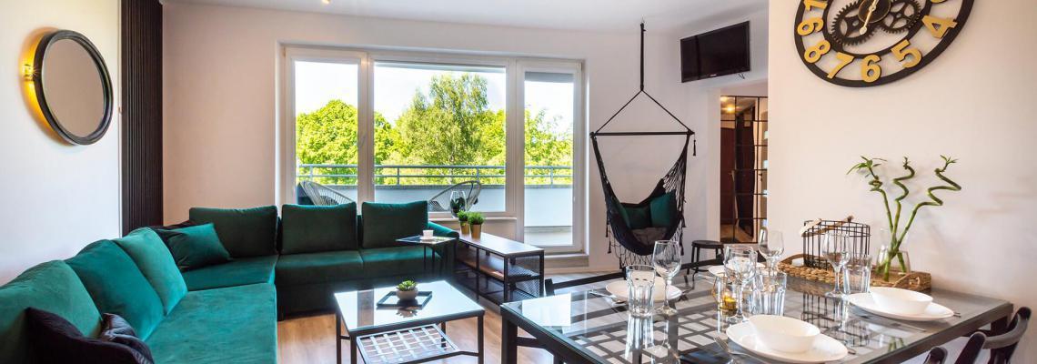 VacationClub - Etna Apartament 407