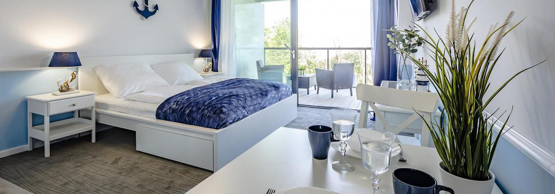 VacationClub - Seaside Apartament 108