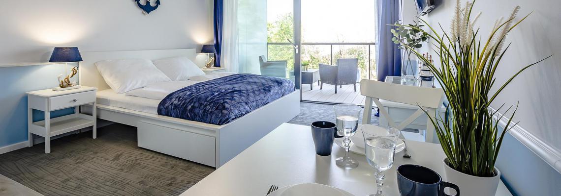 VacationClub - Seaside Apartament 110