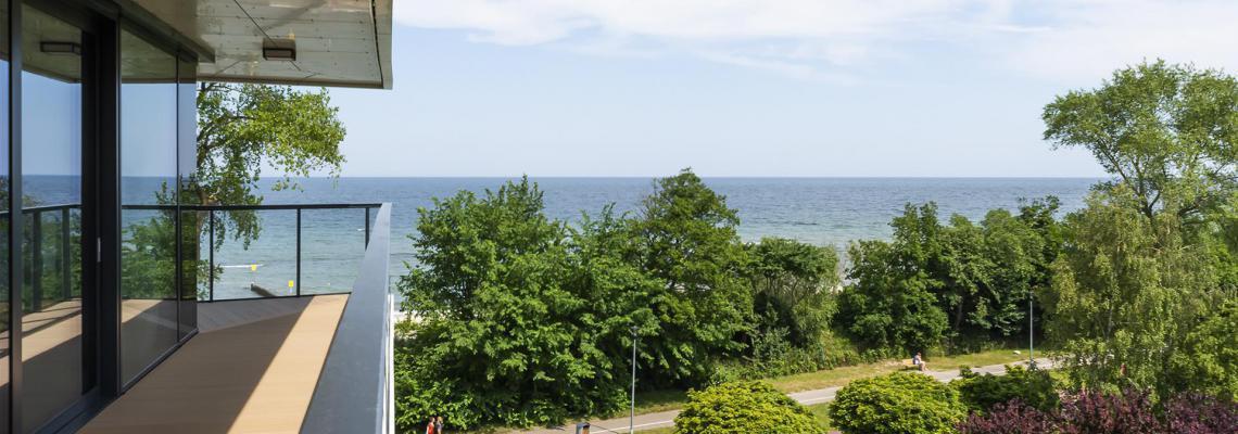 VacationClub - Seaside Apartament 316