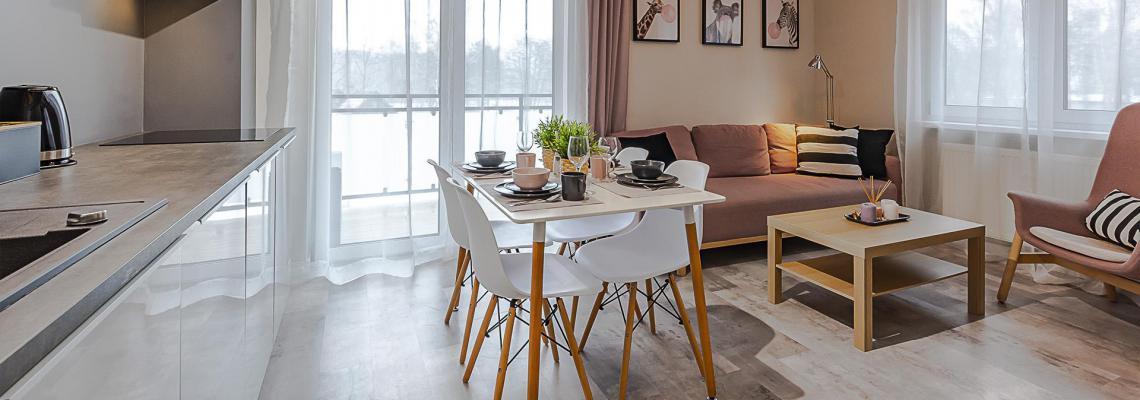 VacationClub - Szafirowa Mierzeja Apartament 9