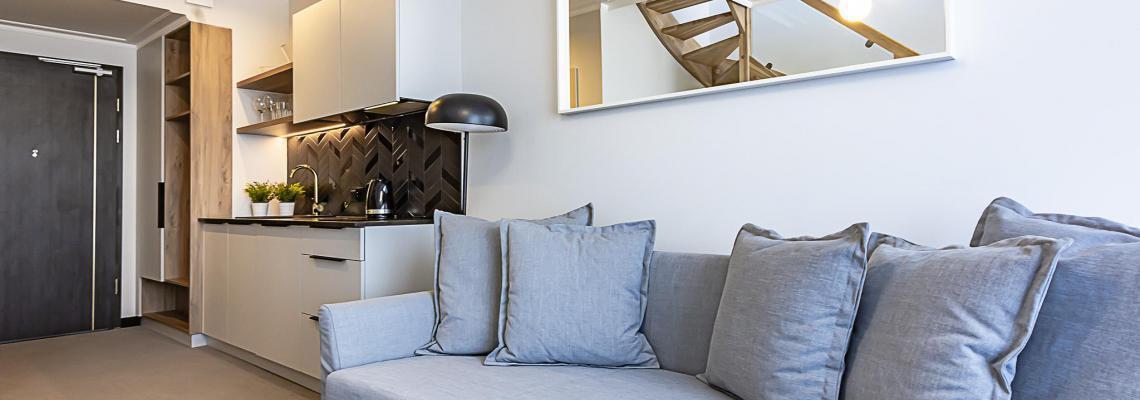 VacationClub - ApartPark Albus Apartament 414