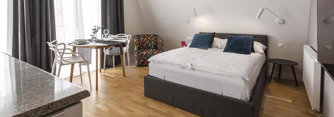 VacationClub - Wisus Apartament 28