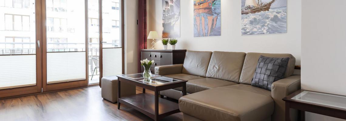 VacationClub - Platan 6D Apartament 7