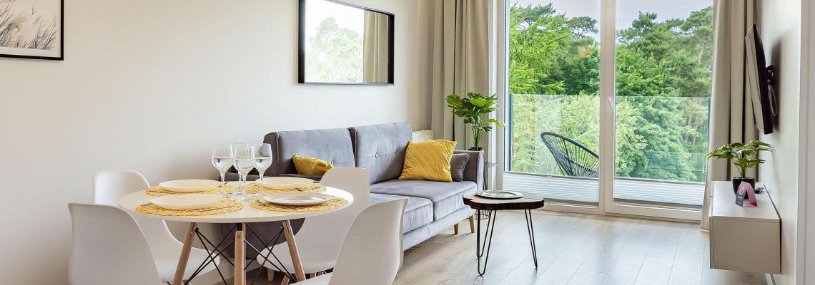 VacationClub - Sosnowa 4 Apartament 36