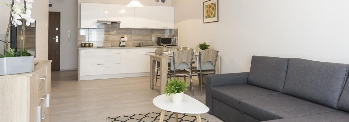 VacationClub - Solna 11 Apartament C104