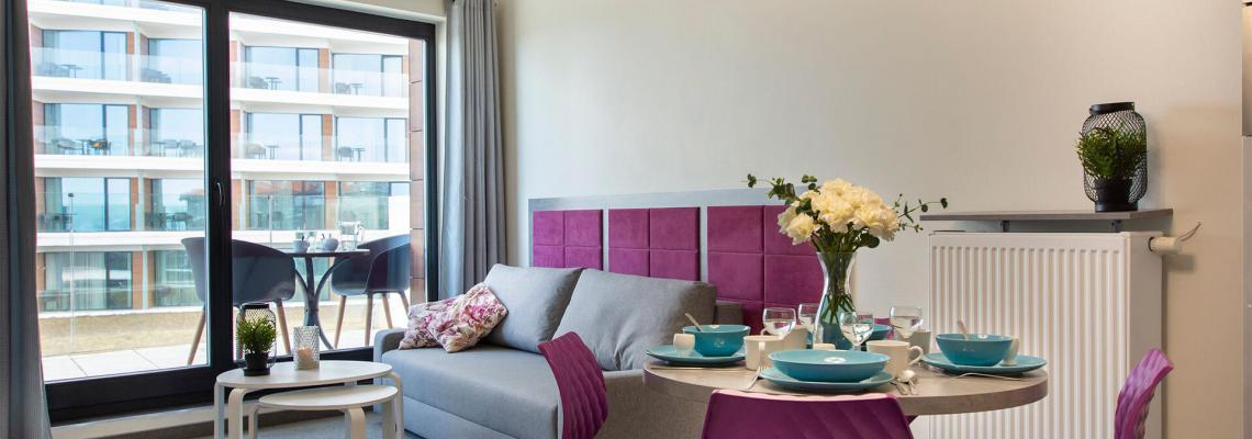 VacationClub - Baltic Park Molo Apartament D307