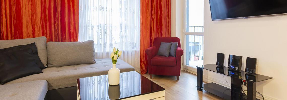 VacationClub - Bohaterów Września Apartament 11