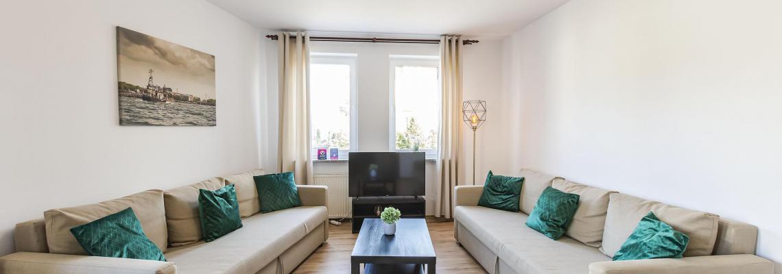 VacationClub - Olymp Apartament 111