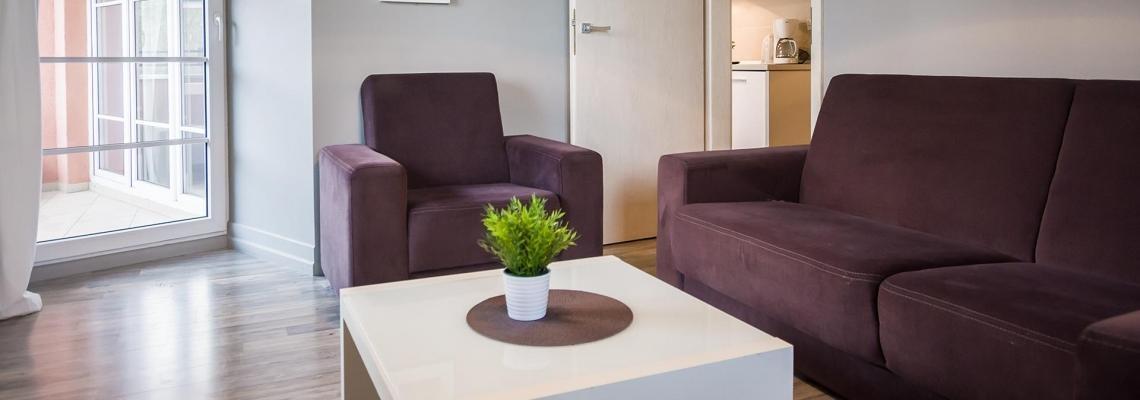 VacationClub - Villa Park 17 Apartament 19