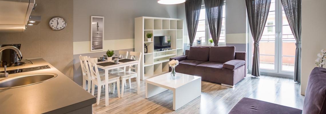 VacationClub - Villa Park 17 Apartament 20