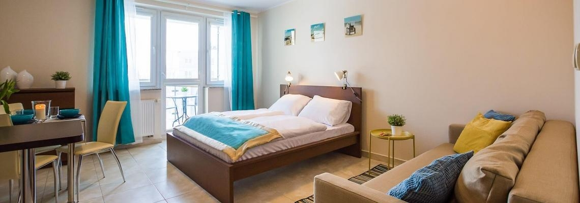 VacationClub - Diva Apartament 621A