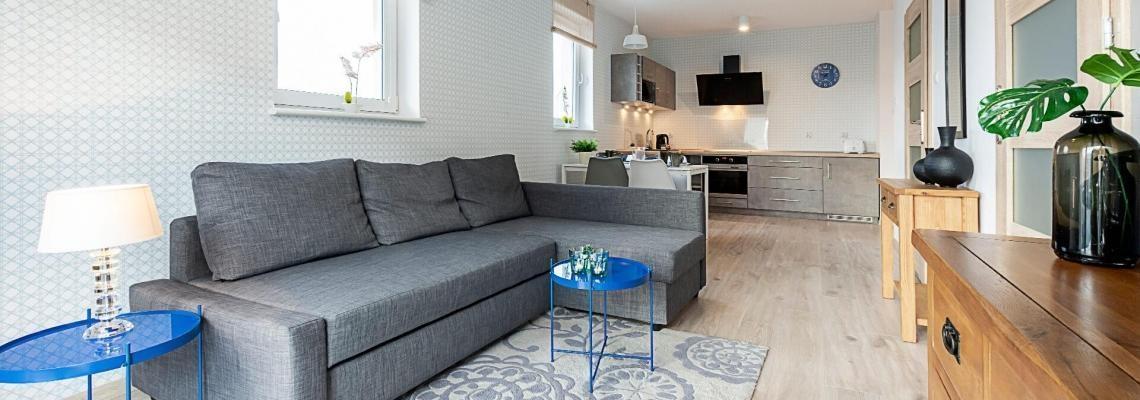VacationClub - Rybacka 11D Apartament 18