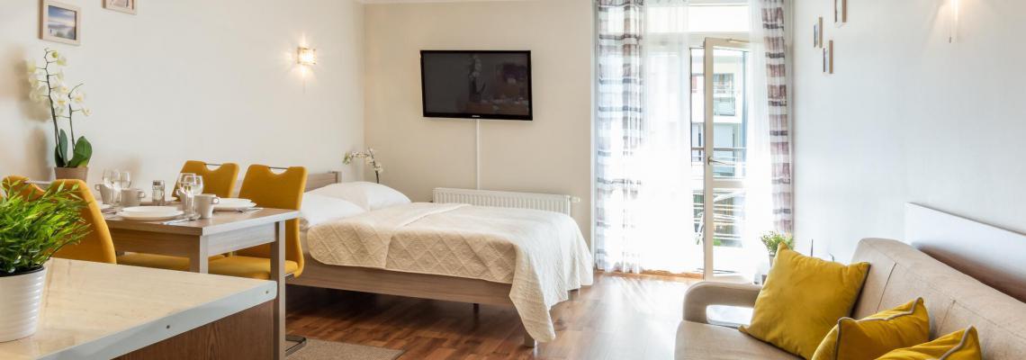 VacationClub - Villa Mistral Apartament 13