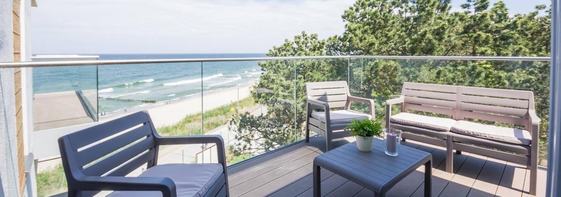 VacationClub - Przy Plaży Apartament 23