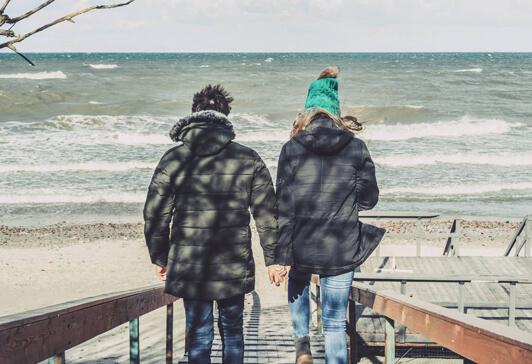 Jesień nad Bałtykiem
