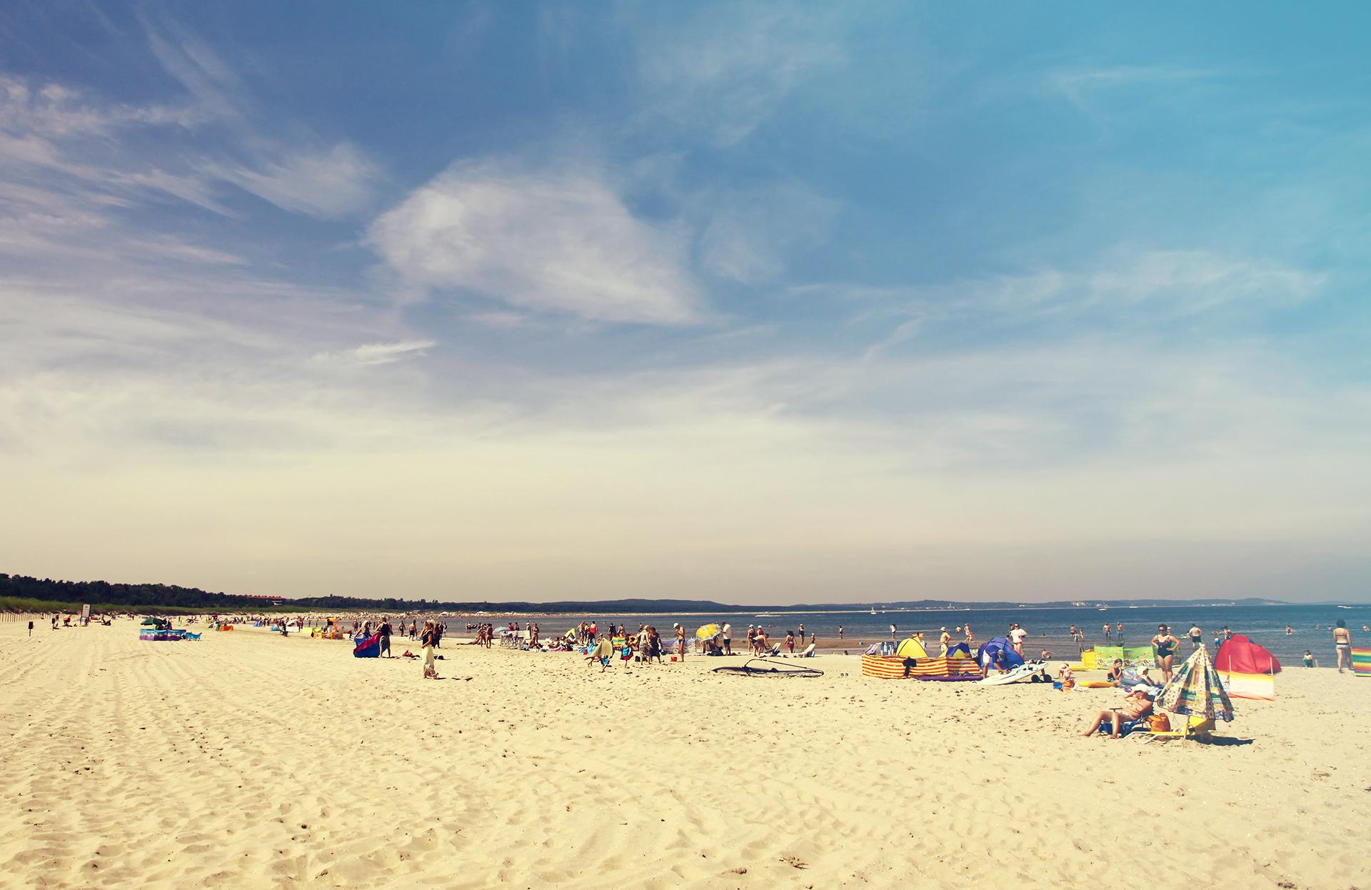 Królowa polskich plaż