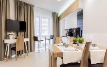 apartament Baltic Park Molo Apartament D206