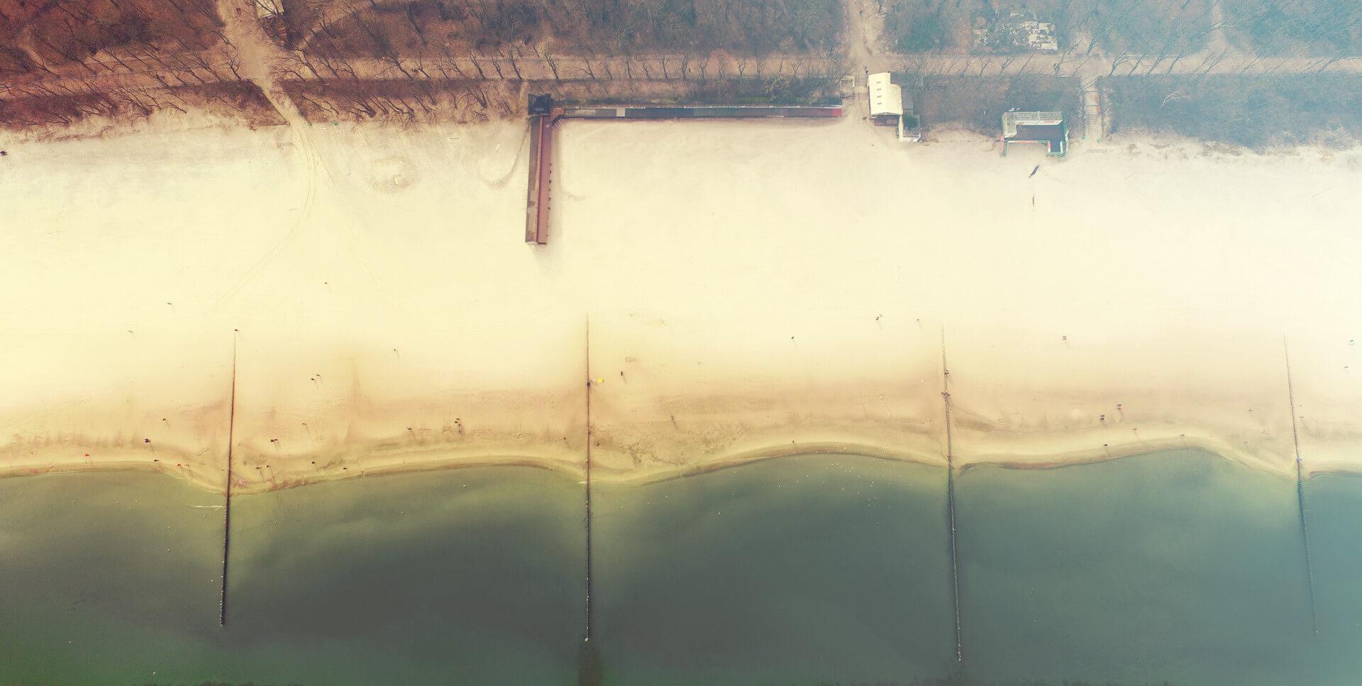 Morskie Oko – luksusowy widok na morze