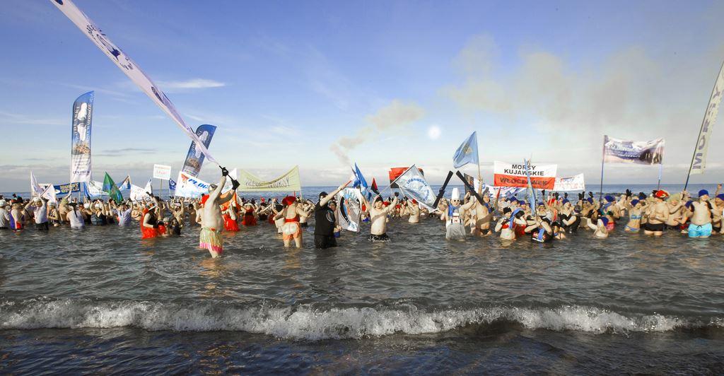 Morsy w Mielnie
